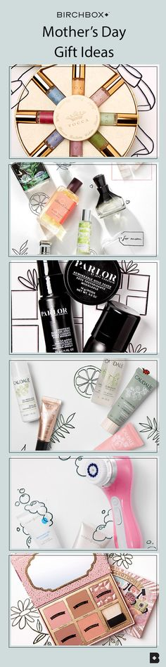 Some of our favorite gift ideas for our favorite ladies; mothers!