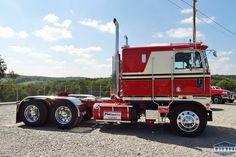 Big Rig Trucks, Semi Trucks, Cool Trucks, Uncle Jack, Concept Motorcycles, Flat Nose, Cab Over, Kenworth Trucks, Vintage Trucks