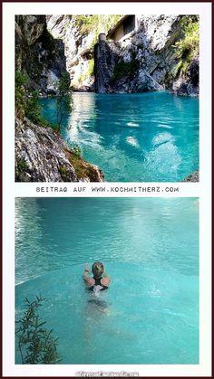 Karibik in Tirol Wanderung to do in winter garden florida Geheimtipp Vomper Loch Europe Destinations, Holiday Destinations, Croatia Travel Guide, Hiking Photography, Travel Route, Voyage Europe, Destination Voyage, Photos Voyages, Vacation Deals