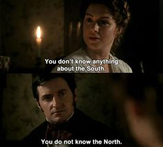 North & South directed by Brian Percival (TV Mini-Series, 2004) #elizabethgaskell