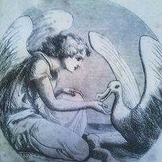 #oldmasters #engrave #drawings #talla #carvings #woodcutting #artesania #woodwork #sauntress #navegantes #sailors #marinos #estaes_galicia #estaes__spain #somosgalegos #galicia_mola #galiza #galiciamaxica #landscape ...grabado..de 1857 por horace Harral...un saludo..engrave by horace harral..1857.. de joseluisromansaavedra