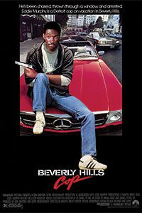 Beverly Hills Cop - 8.10.14 and 8.13.14 only!