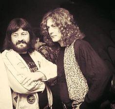 John Bonham - Robert Plant