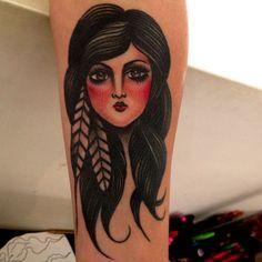 tattoos + tutus: Photo