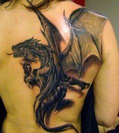 ·``('S · · · ¡' · · ~ Dragon Tattoos - Tattoos.net  