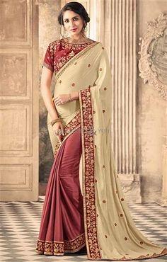 495 Best Half Saree Blouse Designs Images Art Silk Sarees