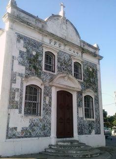 Igreja Nossa Srª do Desterro - Terceira igreja mais antiga do Rio de Janeiro.