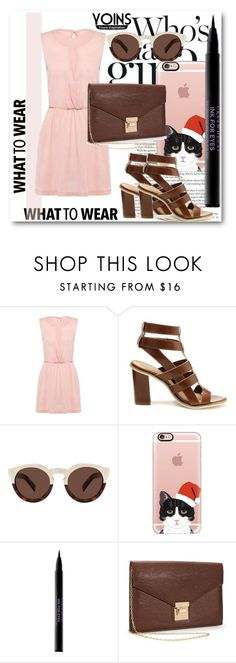 """""""Yoins !!"""" by dianagrigoryan ❤ liked on Polyvore featuring Illesteva, Casetify, Urban Decay and yoins"""