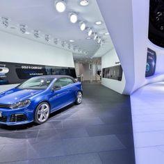 rgb   Volkswagen Internationaler Auto-Salon Genf Messeauftritt 2013 - rgb