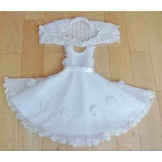 Madison's baptism dress!!