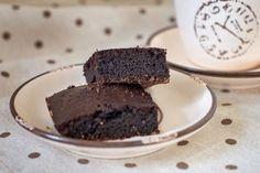 Kokosové brownies – Mamin zápisník