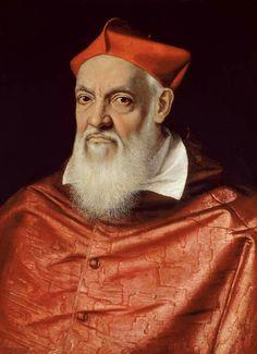 Ritratto del cardinale Ricci. Palazzo Barberini Roma.