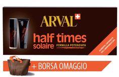 Arval Half Time   borsa in omaggio from DimmiCosaCerchi.it - Campioni gratuiti, Concorsi a premi, Metodi per guadagnare, Buoni sconto