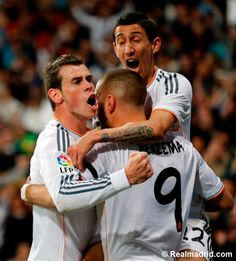 Real Madrid 3-4 FC Barcelona at Estadio Santiago Bernabéu. #HalaMadrid
