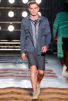 Missoni | Spring 2013 Menswear Collection | Style.com