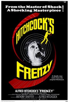 Frenzy - Alfred Hitchcock (1972).