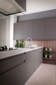 31 Modern Kitchen Area Concepts Every Residence Prepare Needs to See Modern Kitchen Cabinets, Kitchen Dinning, Modern Kitchen Design, Home Decor Kitchen, Interior Design Kitchen, Kitchen Furniture, New Kitchen, Home Kitchens, Contemporary Kitchens
