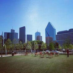 Beautiful park Dallas tx