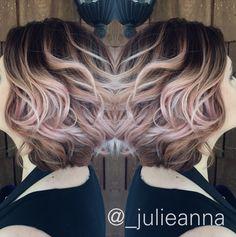Pastel pink Redken color fusion 12ab + 9rv.