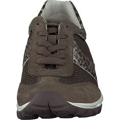 Gabor Comfort Damenschuhe 46.966.29 Damen Schnürhalbschuhe Sneaker Grau (fumo/koala), EU 35 - http://on-line-kaufen.de/gabor/2-5-uk-gabor-helen-damen-sneaker