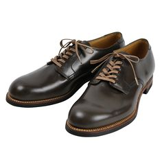 "BLACK SIGN ""Navy Last Dress Oxford Shoes""#blcksign"