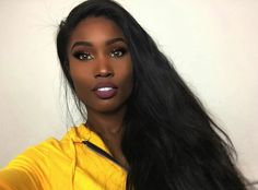 Makeup Mastery – Your guide to perfect makeup Best Fake Eyelashes, Beautiful Eyelashes, Beautiful Lips, Beautiful Black Women, Mink Eyelashes, Beautiful People, Black Girl Magic, Black Girls, Beauty Skin