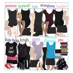 DANCE CLASS; WHAT TO WEAR & MORE by jaelyn-xo on Polyvore featuring SPANX, Abercrombie & Fitch, Miss Selfridge, Capezio, Dorothy Perkins, Converse, Danshuz, Bloch Dance, Victoria's Secret and Gimme Clips