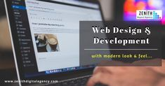 Zenith Digital Agency provides the best web design & development services in cost-benefit prices including all kind of websites like; static and dynamic. Get a perfect website with impressive design and features for your business. Website Optimization, Seo Optimization, Email Marketing, Internet Marketing, Digital Marketing, Website Promotion, News Web Design, Seo Sem, S Mo