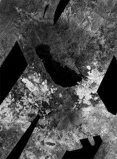Lake on Titan