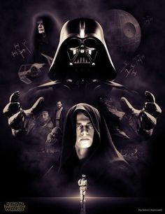 Dark Lord: The Rise of Darth Vader by Roy Nebres Anakin Darth Vader, Anakin Skywalker, Darth Vader Tattoo, Star Wars Fan Art, Star Wars Pictures, Star Wars Images, Cuadros Star Wars, Vader Star Wars, Star Trek