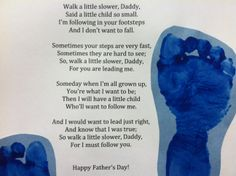father's day poem contest