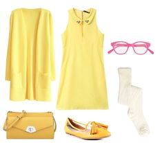 We put together a couple outfits that are like Honey Lemon's to inspire your next ensemble.