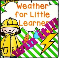 Getcha' some great weather resources!