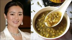 52 Year Old Ageless Beauty From China Shares Her Anti-aging Secrets and that is a simple kitchen ingredient