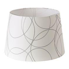UMFORS Lampenkap IKEA Met een lampenkap van textiel kan je een gezellige sfeer in huis creëren en een gelijkmatig, decoratief licht.