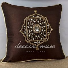 Beautiful & Unique handcrafted cushioncover by @deccor_muse Shipping Worldwide For details contact us at 91 8591321954  #handmade #handcraft #handcrafted #handicrafts #handicraft #hand_made #cushions #embroidery #throwcushions #sofa #couch #cushioncover #handembroidery #personalisedgifts #customised  #memories #giftingideas #customized #vibrant #homedecor  #homedesign #beautiful #unique