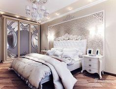 Всегда в моде, Korizza, Спальня, Дизайн интерьеров Formo.ua