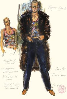 Sketch to screen: The history of Hollywood costume illustration (Photos) | AirTalk | 89.3 KPCC