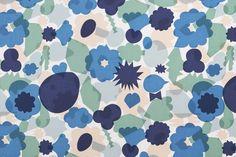 flower basket: textile | minä perhonen