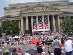 Washington D.C. and their 4th of July Parade!