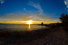 Sunrise on Round by Brian Posten, via 500px