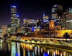 """Check out new work on my @Behance portfolio: """"Melbourne"""" http://on.be.net/1LUFg5l"""