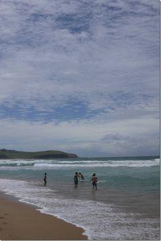 Werri beach, Gerringong, NSW, Australia