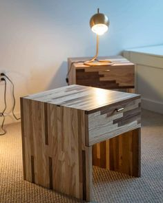 DIY Wood Projects ideas are an easy and innovative way to decorate your home. Check out thse easy Woodworking projects DIY ideas below. Easy Woodworking Projects, Woodworking Projects Diy, Diy Wood Projects, Wooden Decor, Wooden Diy, Diy Simple, Wooden Side Table, Floating Shelves Diy, Shallow Shelves