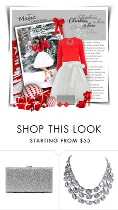 """""""The Magic Of Christmas"""" by diva1023 ❤ liked on Polyvore featuring Sole Society and Kate Spade"""