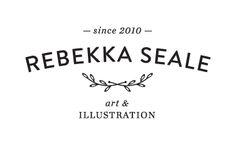http://rebekkamannseale.com  great illustrations!   paintings house portraits illustration shop blog etc.