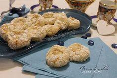 Biscotti alle mandorle senza burro | Rossella In Padella