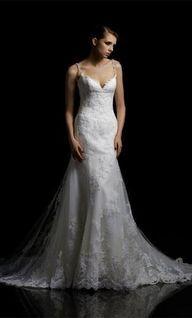 Beautiful bridal dress (=)