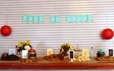 { HALI ROSE PHOTOGRAPHY } - South Florida Wedding Photographer: dessert wedding reception, cookies only!