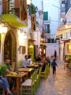#ibiza center / #eivissa #ibizaimages